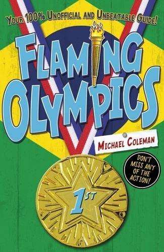 9781407163970: Flaming Olympics