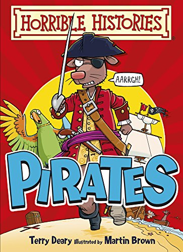 9781407164335: Horrible History: Pirates