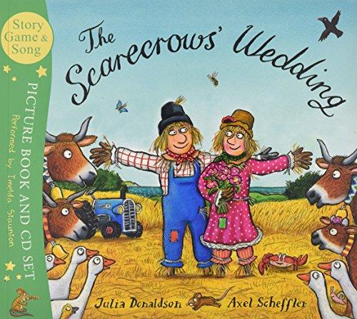9781407164618: The Scarecrows' Wedding (Book & CD)