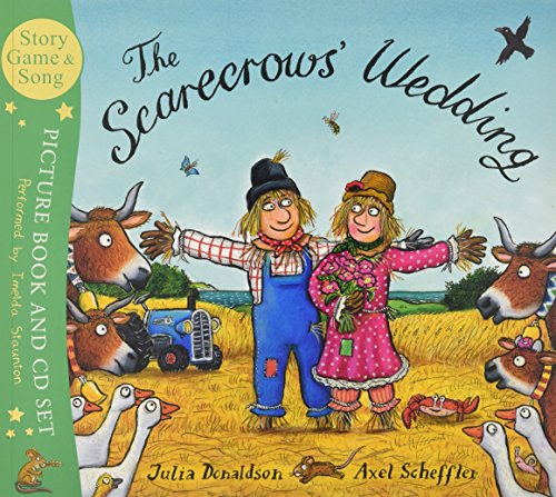 9781407164618: The Scarecrows' Wedding (Book & CD)
