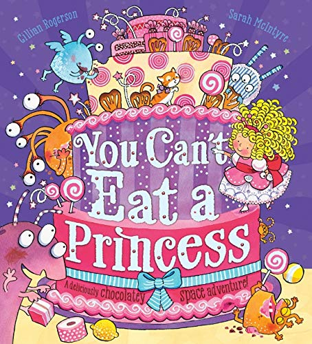 9781407164847: You Can't Eat a Princess!
