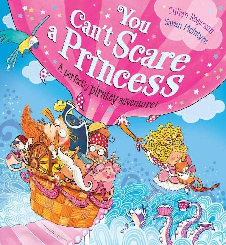 9781407164854: You Can't Scare a Princess!