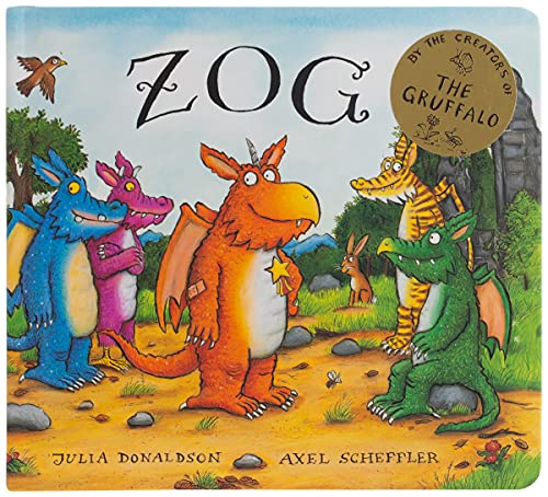 9781407164939: Zog Gift Edition Board Book