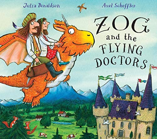 9781407164953: Zog and the Flying Doctors