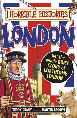 9781407165547: Gruesome Guides: London (Horrible Histories)