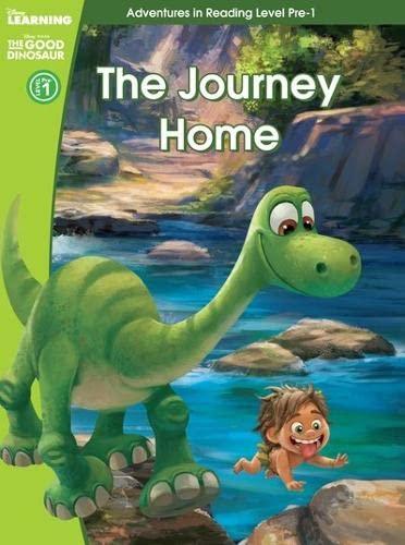 9781407166094: The Good Dinosaur: The Journey Home (Disney Learning)