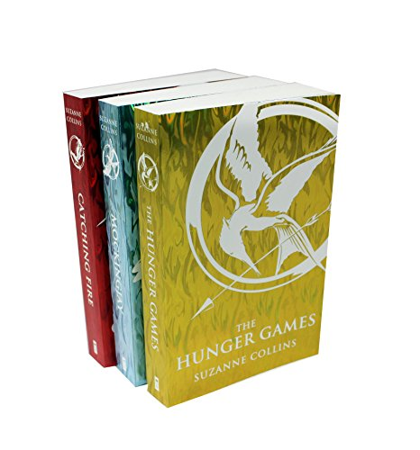 9781407166209: The Hunger Games Trilogy Foil Collection Edition (3 Books Set Pack)
