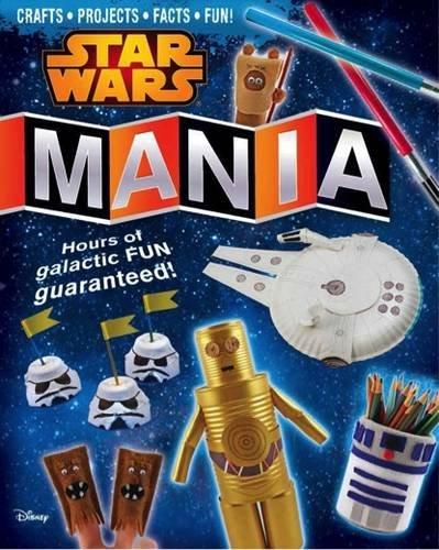 9781407166247: Star Wars Mania