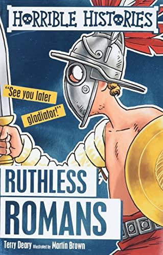 9781407167022: Ruthless Romans (Horrible Histories)