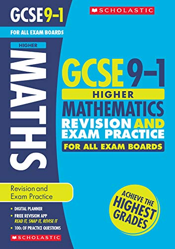 9781407169125: Maths Higher Revision and Exam Practice Book for All Boards (GCSE Grades 9-1)