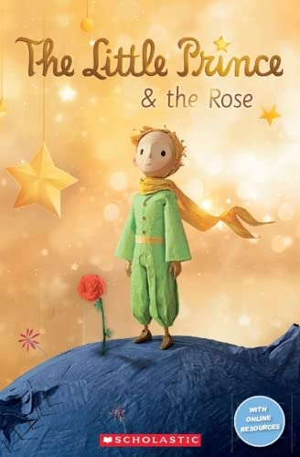 The Little Prince and The Rose (Popcorn: Jane Rollason