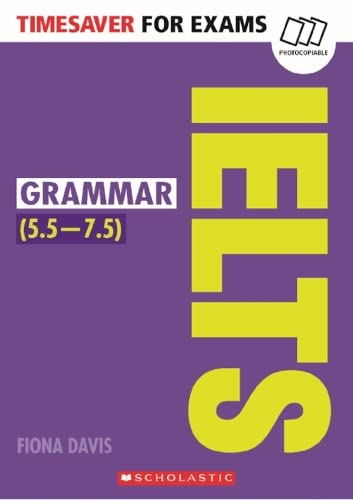 9781407169750: Grammar for IELTS (Timesaver)