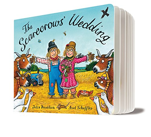 9781407170664: The Scarecrow's Wedding Cased Bb