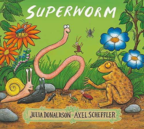 9781407170725: Superworm