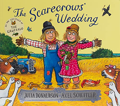 9781407170749: The Scarecrows' Wedding