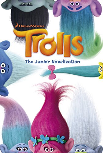 9781407171425: The Junior Novelization (DreamWorks TROLLS)