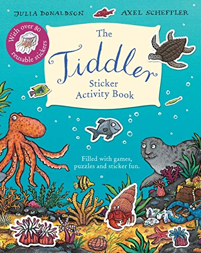 9781407171883: Tiddler Sticker Activity Book