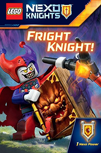 LEGO Nexo Knights: Fright Night!: Scholastic