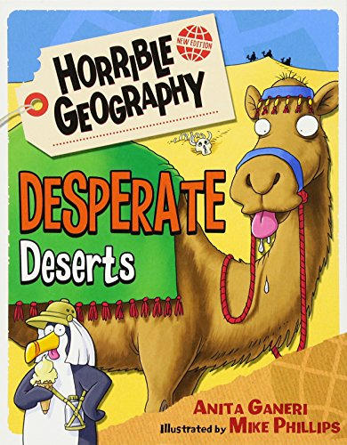 9781407172132: Desperate Deserts (Horrible Geography)