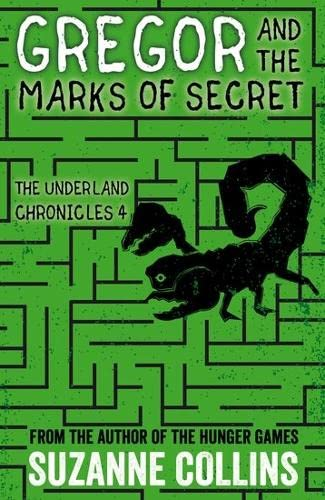 9781407172613: Gregor and the Marks of Secret