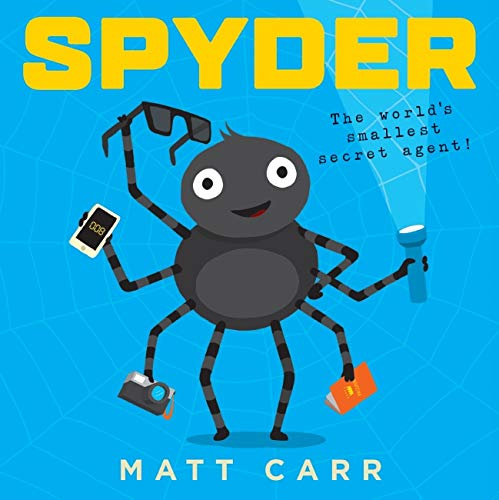 9781407172934: Spyder