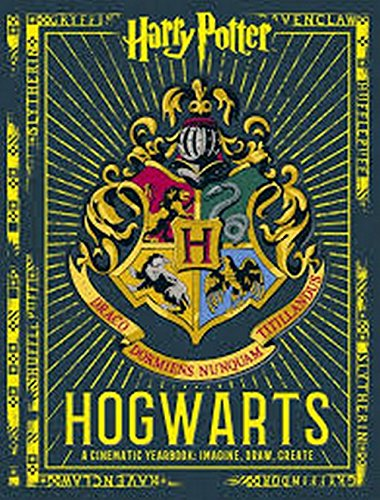 9781407173382: Harry Potter Hogwarts. A Cinematic Yearbook