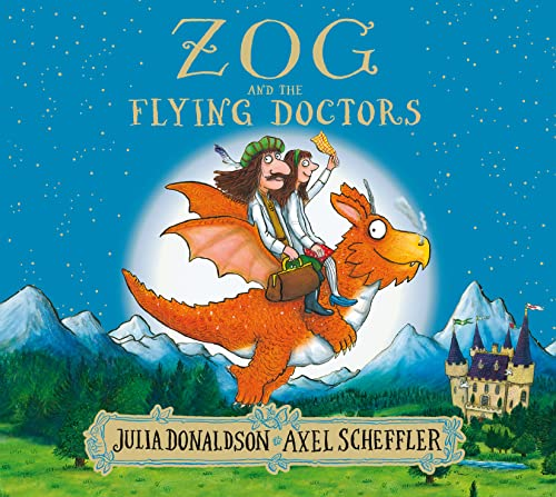 9781407173504: Zog And The Flying Doctors