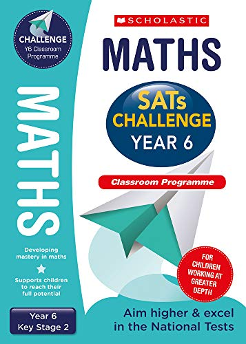 Maths Challenge Classroom Programme Pack (Year 6) (SATS Challenge): Tim Handley