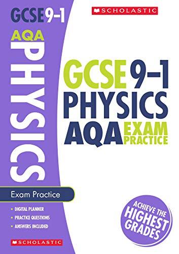 Physics Exam Practice Book for AQA (GCSE: Jordan, Sam