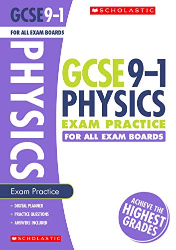 Physics Exam Practice Book for All Boards: Jordan, Sam
