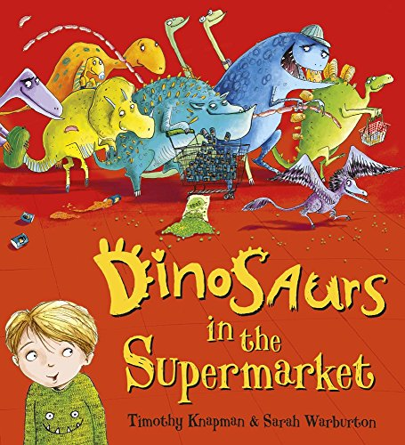 9781407177243: Dinosaurs in the Supermarket