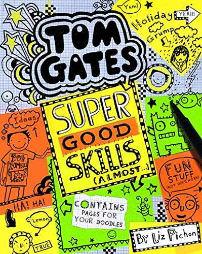 9781407177489: Tom Gates. Super Good Skills