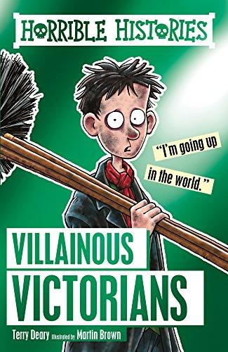 9781407178684: Villainous Victorians (Horrible Histories)