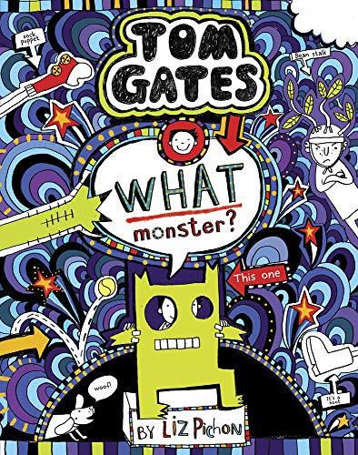 9781407179865: Tom Gates 15: What Monster?