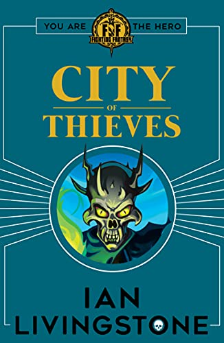 9781407181264: Fighting Fantasy: City of Thieves