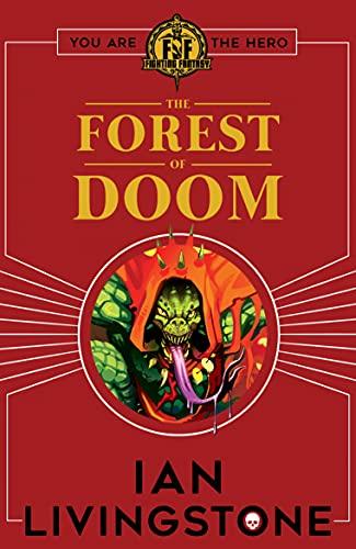 9781407181288: Fighting Fantasy: Forest of Doom