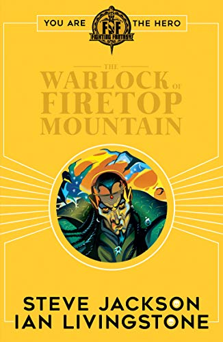 9781407181301: Fighting Fantasy:The Warlock of Firetop Mountain