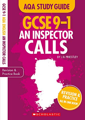 9781407182629: An Inspector Calls: GCSE Revision Guide and Practice Book for AQA English Literature with free app (GCSE Grades 9-1 Study Guides)