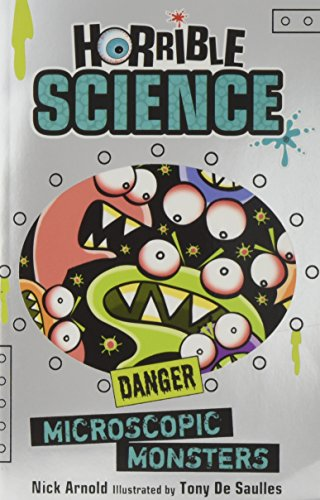 9781407185385: Microscopic Monsters (Horrible Science)