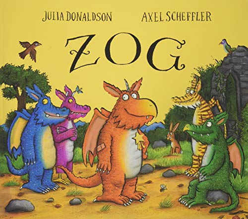 9781407186955: Zog Tenth Anniversary Edition