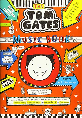 9781407189222: Tom Gates: The Music Book