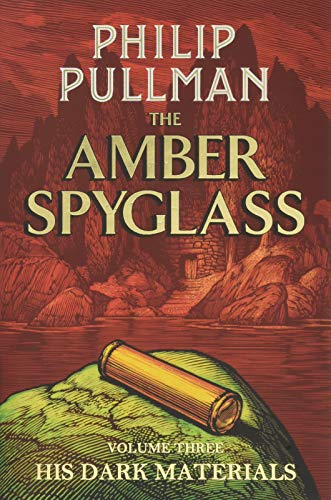 9781407191201: Amber Spyglass Wormell Edition