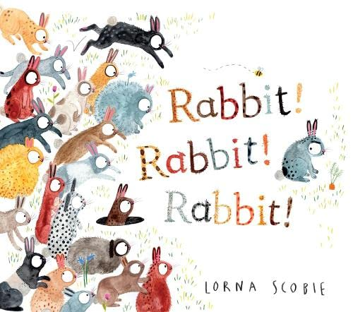 9781407192499: Rabbit! Rabbit! Rabbit!