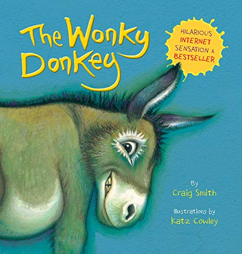 9781407195575: The Wonky Donkey