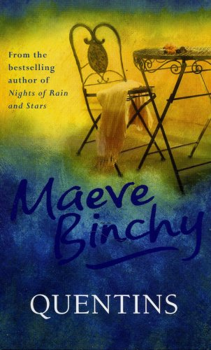Quentins: Maeve Binchy