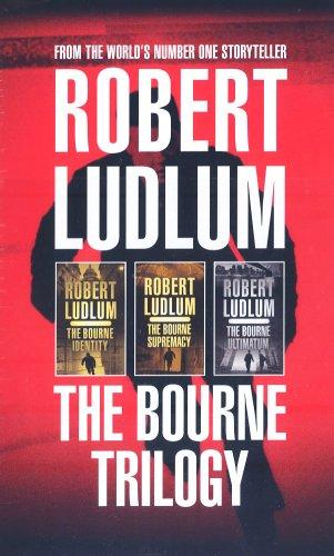 9781407208237: Bourne Trilogy Set
