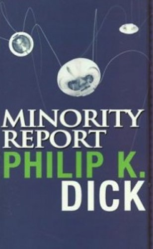 9781407213309: Minority Report