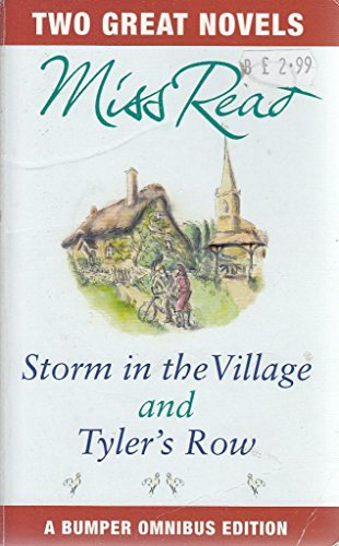 9781407215143: Storm in the Village and Tyler's Row