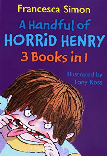 9781407219790: A Handful of Horrid Henry