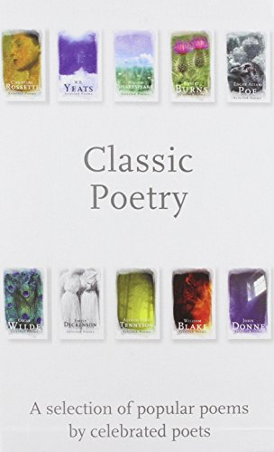 Phoenix Classic Poetry: 10 book Box Set: Alfred, Lord Tennyson